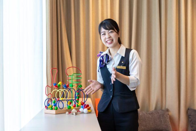 ロワジールホテル那覇のウェディングプランナー