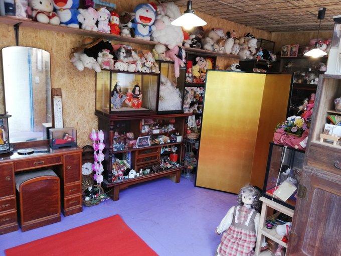 まぼろし博覧会「おばあちゃんの部屋」
