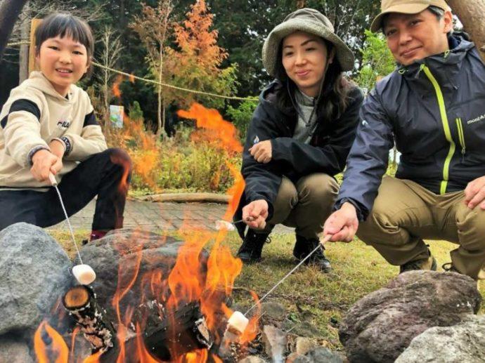 静岡県富士宮市にある「まかいの牧場」の利用者