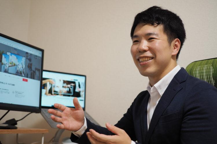 MAPPLE Activity Onlineの松本さん