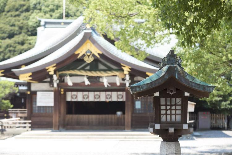 真清田神社について