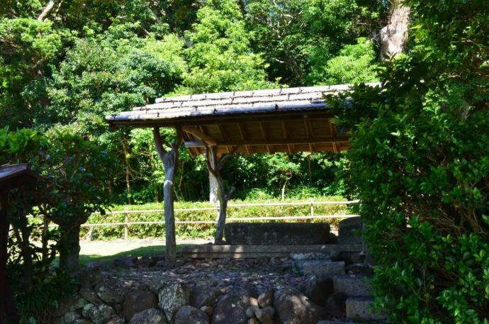 松浦史料博物館の待合