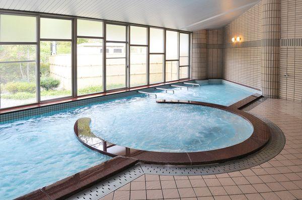 明宝温泉湯星館の気泡浴