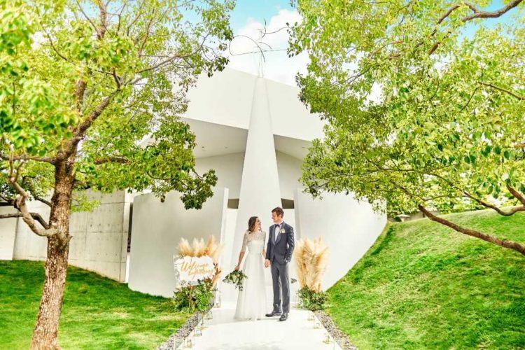 大阪府吹田市にある結婚式場「MIA・VIA」の利用者イメージ