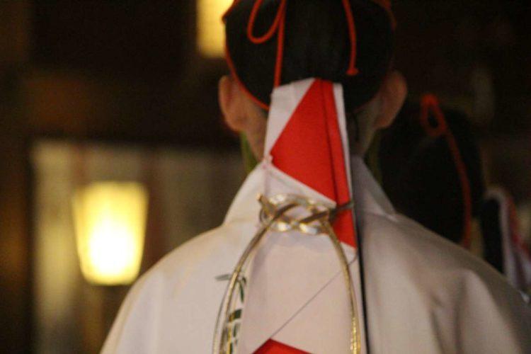 矢奈比賣神社の神前式のメリット・流れについて