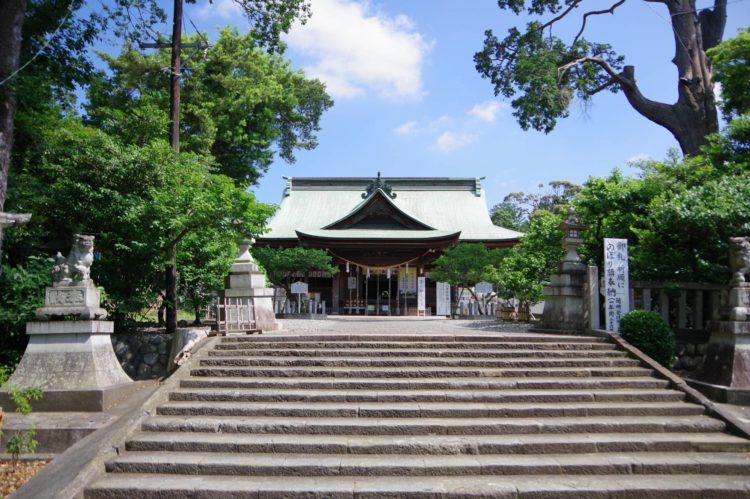 矢奈比賣神社の予約について