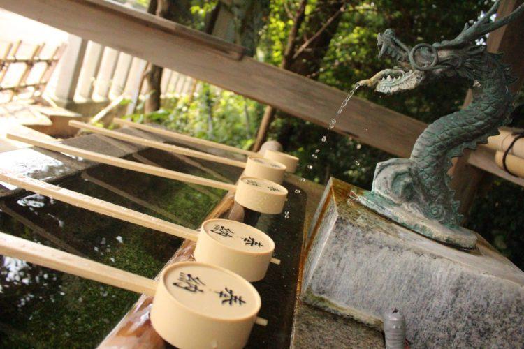 矢奈比賣神社の親族控室の有無について