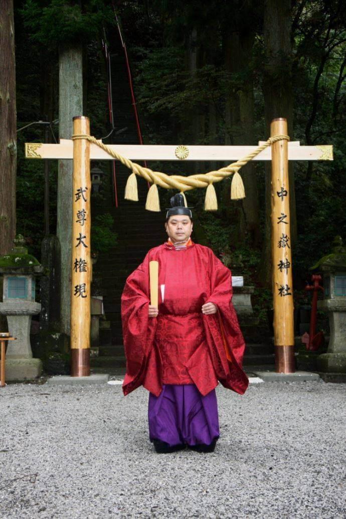 中之嶽神社で縁結びや縁切りの御利益を得たい場合の参拝方法