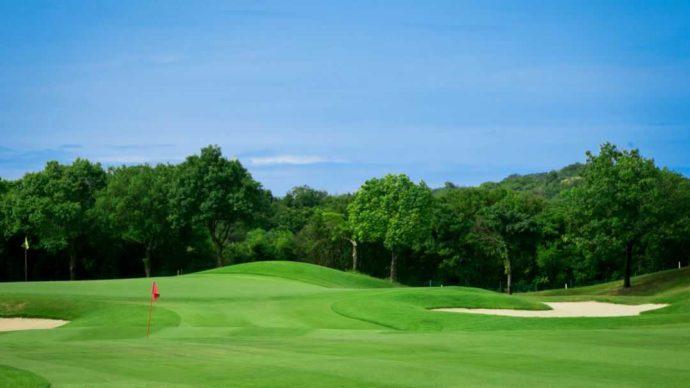 南紀白浜ゴルフ倶楽部のゴルフコース