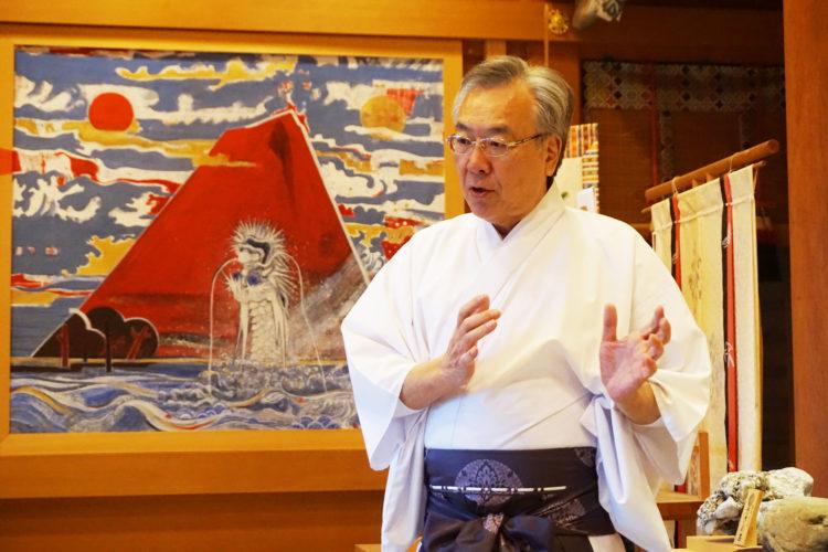 丹生川上神社上社はどのような神社か