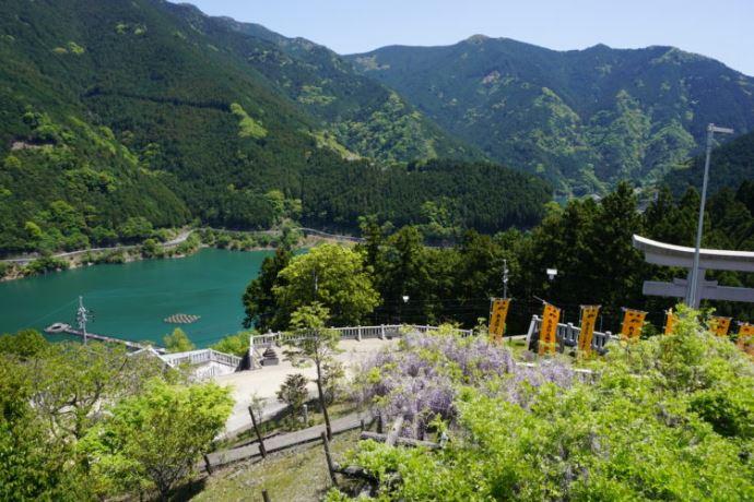 丹生川上神社上社を訪れた際の神前結婚式以外の見どころはどこでしょうか