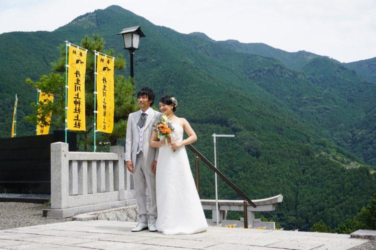丹生川上神社上社の神前式ならではの良さ・メリットを教えてください