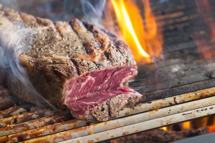 オーシャンテラスのお肉