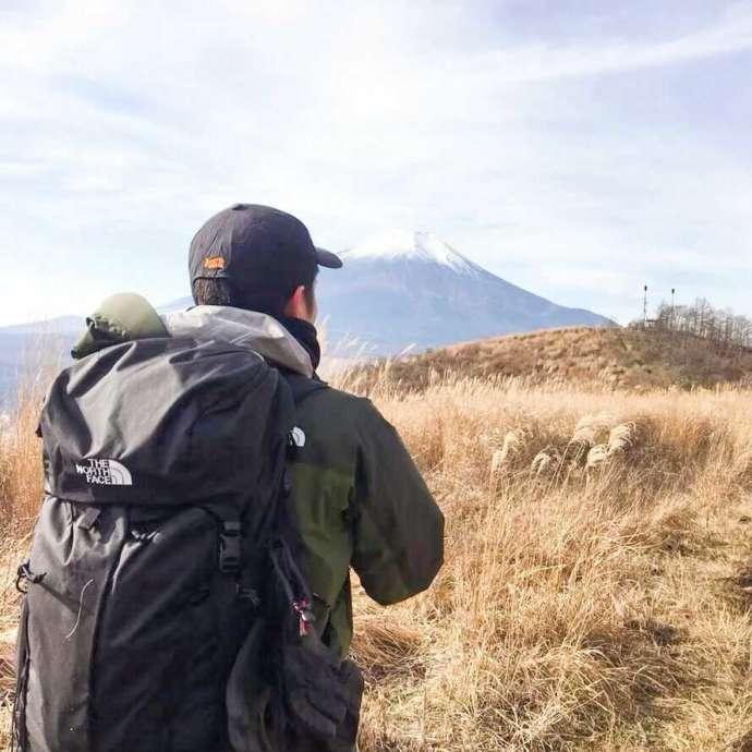 小田急山中湖フォレストコテージの現地スタッフ藤井さん