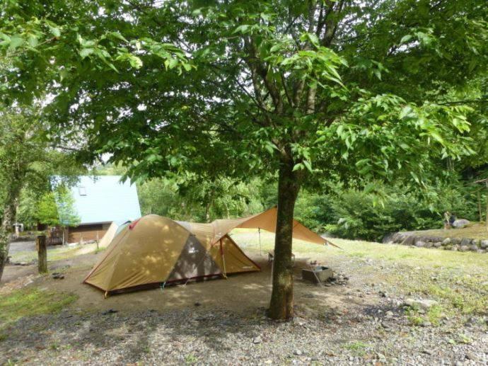小黒川渓谷キャンプ場の料金やプランについて