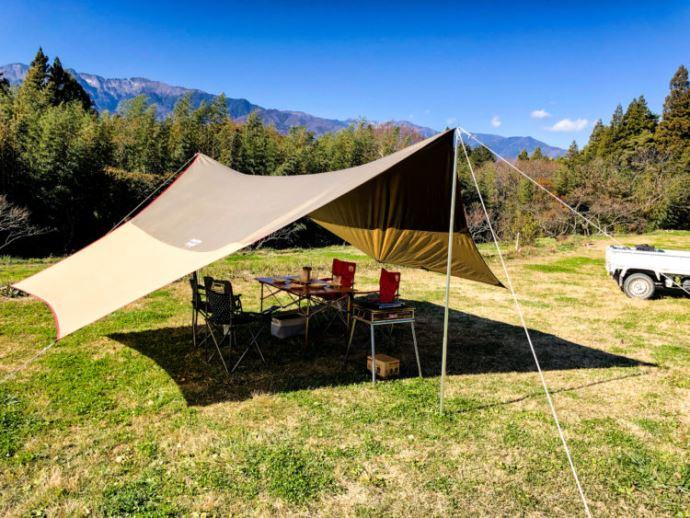 小黒川渓谷キャンプ場から今年キャンプ・BBQを始めるカップルへメッセージ