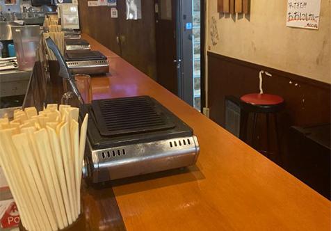 カウンター焼肉専門 焼肉おおにし 恵比寿本店のコロナ対策