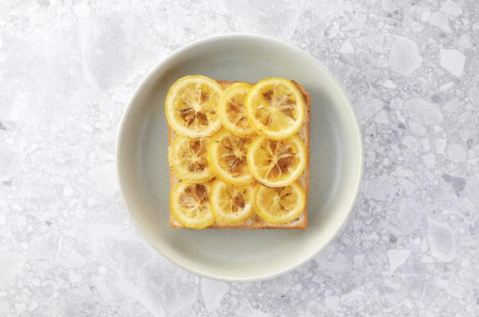 or MIYASHITA PARKのレモントースト