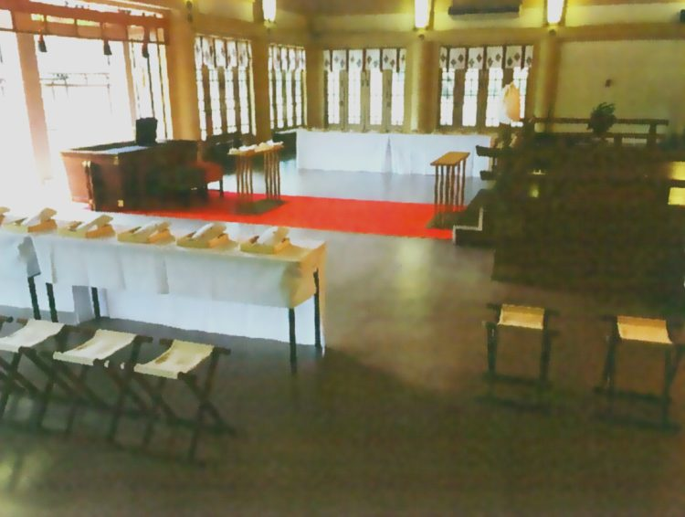 大阪護国神社における挙式申し込みまでの流れを教えてください