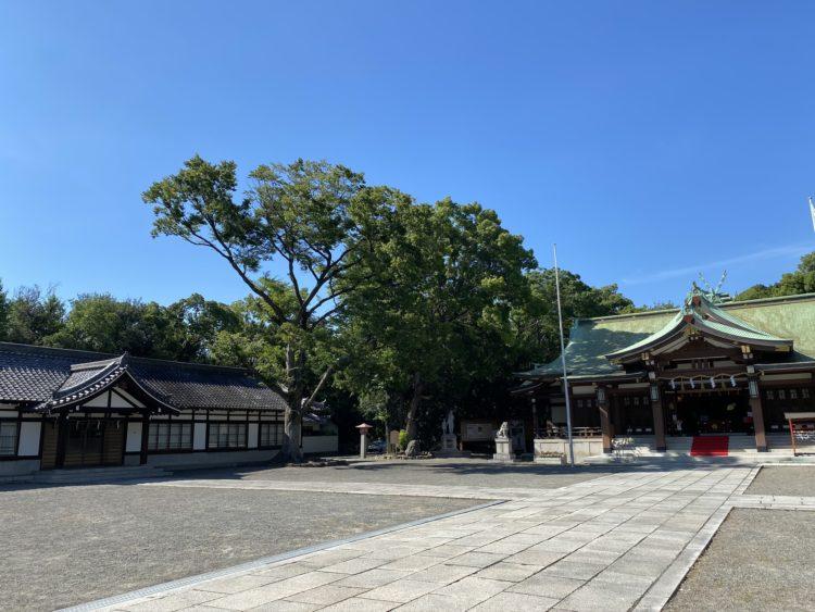 大阪護国神社では神前結婚式のf挙式予約は何ヶ月前頃から可能でしょうか