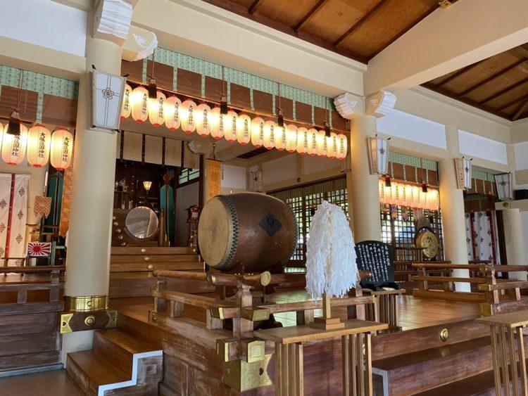大阪護国神社の神前結婚式では参列は何名まで可能ですか