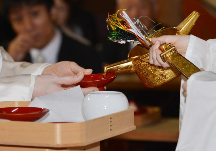 雄山神社前立社壇で神前結婚式を挙げるメリット