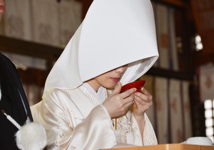 雄山神社前立社壇の神前結婚式における申込予約や料金について