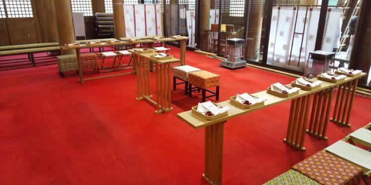 雄山神社前立社壇で神前結婚式をされた夫婦の感想・口コミ