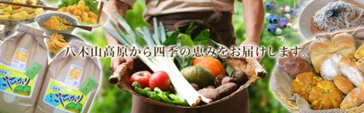 福岡県飯塚市にある「ピクニカ共和国」付近の農楽園