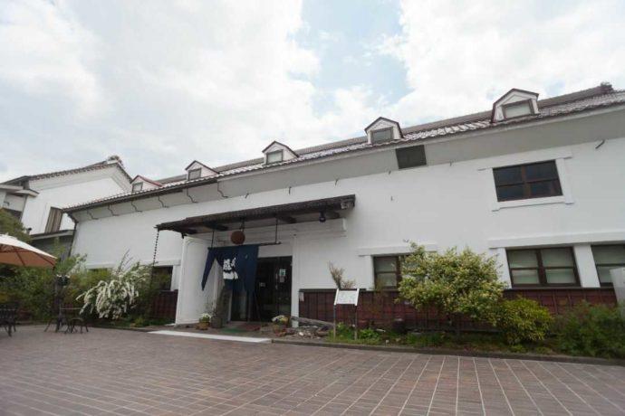 酒の民俗文化博物館の外観