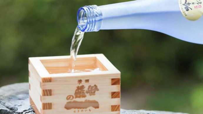 酒の民俗文化博物館の日本酒イメージ