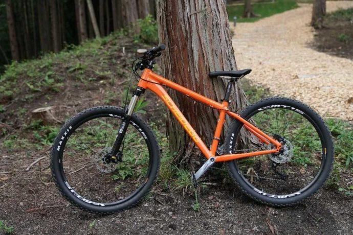 岡山県真庭市のひるぜん塩釜キャンピングヴィレッジの周辺で使える自転車