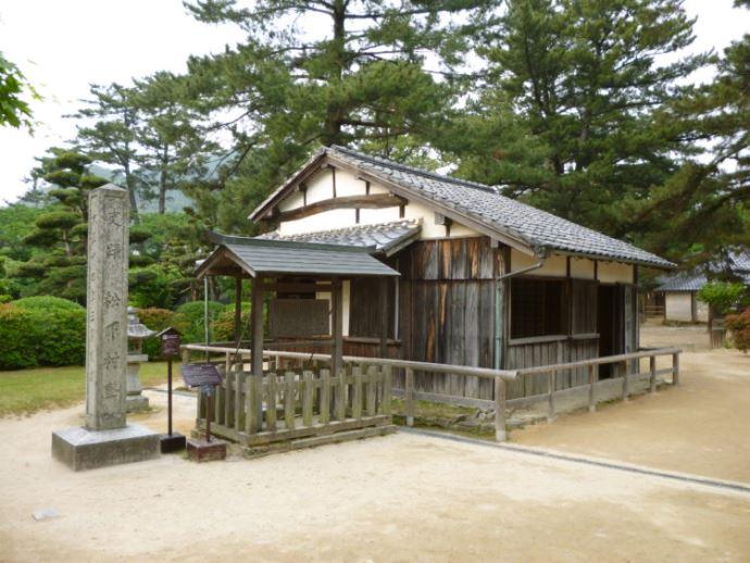 松陰神社の概要や境内案内
