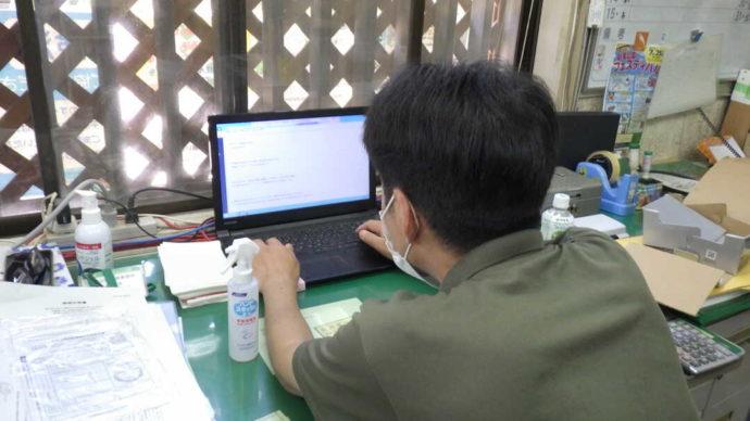 長野県須坂市にある「須坂市動物園」の広報担当を務める中澤雄一さん