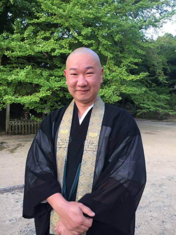 大山寺で縁結び祈願を考えている参拝者へメッセージ