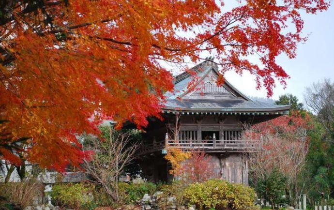 大山寺の概要や見どころを紹介