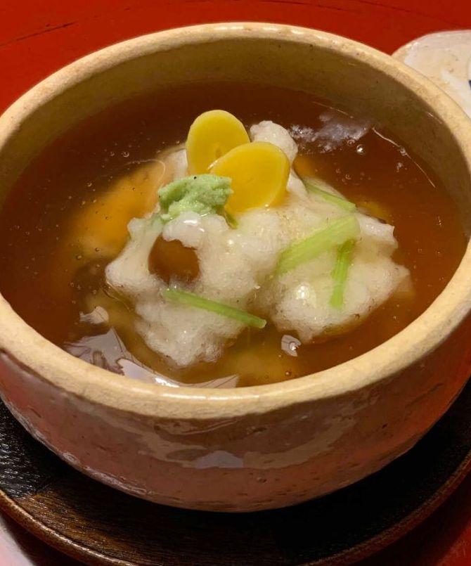 たん熊北店 本店で楽しめる京料理