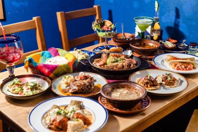 テピートのメキシコ料理