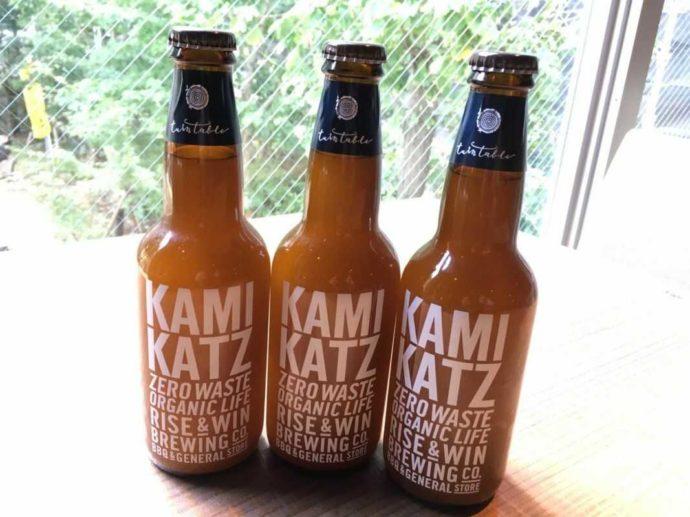 徳島県のクラフトビール「カミカツビール」