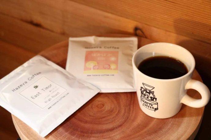 北海道・知床専門のウエネウサルみどりのツアーで送付されたドリップコーヒー