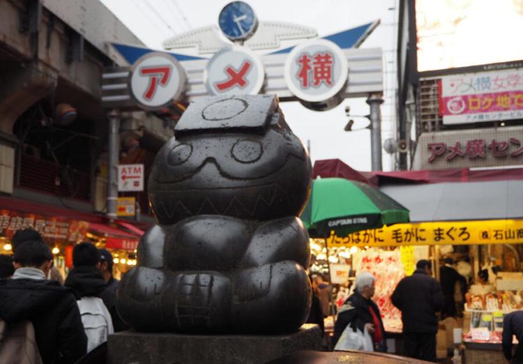 上野・アメ横の外さないデートプランとスポット!食べ歩き・飲み屋・ショッピング