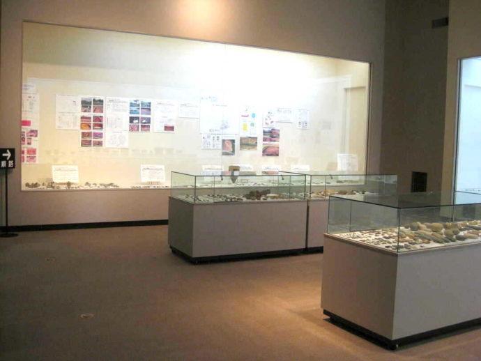 山形県高畠町にある「山形県立うきたむ風土記の丘考古資料館」の展示室