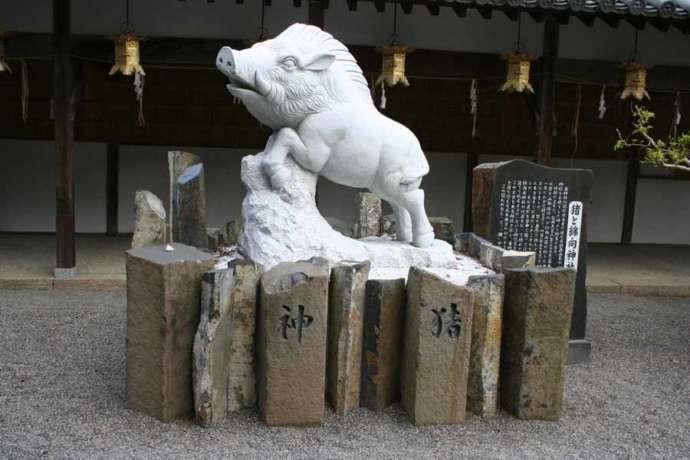 馬見岡綿向神社のおすすめ開運守りや絵馬・開運スポットについて