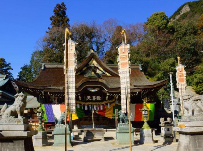 八栗寺について