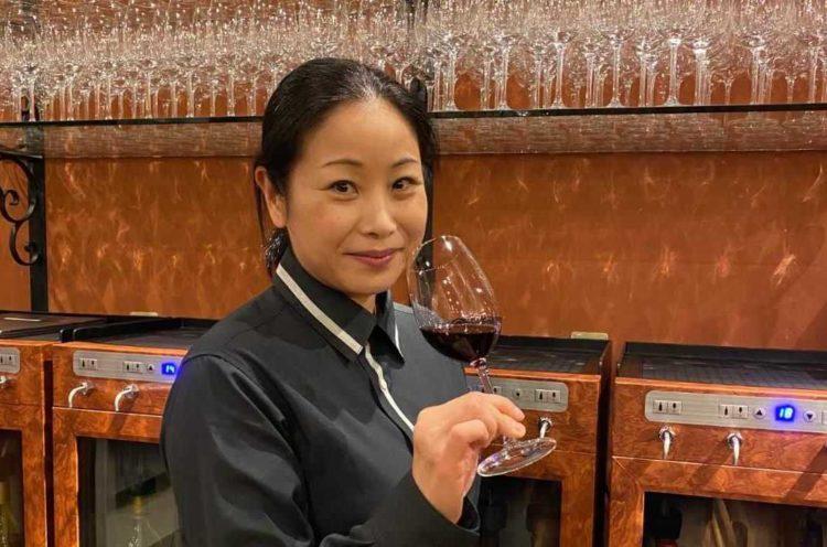 東京都中央区にあるCave de ワイン県やまなしの船戸さん