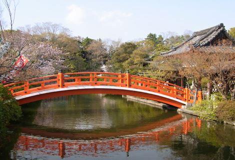 善想寺の周辺にある観光スポット