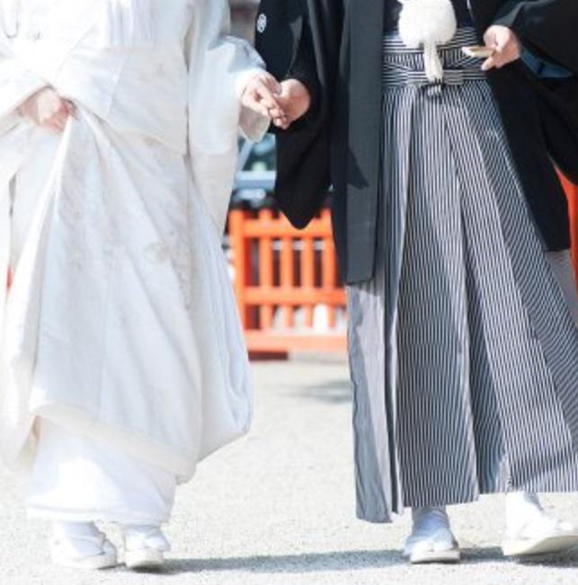 東京都港区の結婚相談所「ハッピーカムカム」を通して結婚した方のイメージ