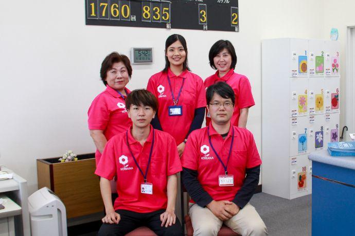 熊本県北周辺の結婚サポートセンター「KOIBANA」のスタッフ