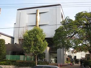 埼玉県久喜市の中央公民館