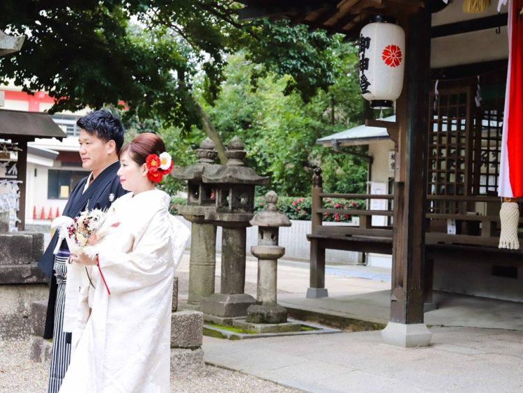大阪レジェンデで成婚したカップルのイメージ